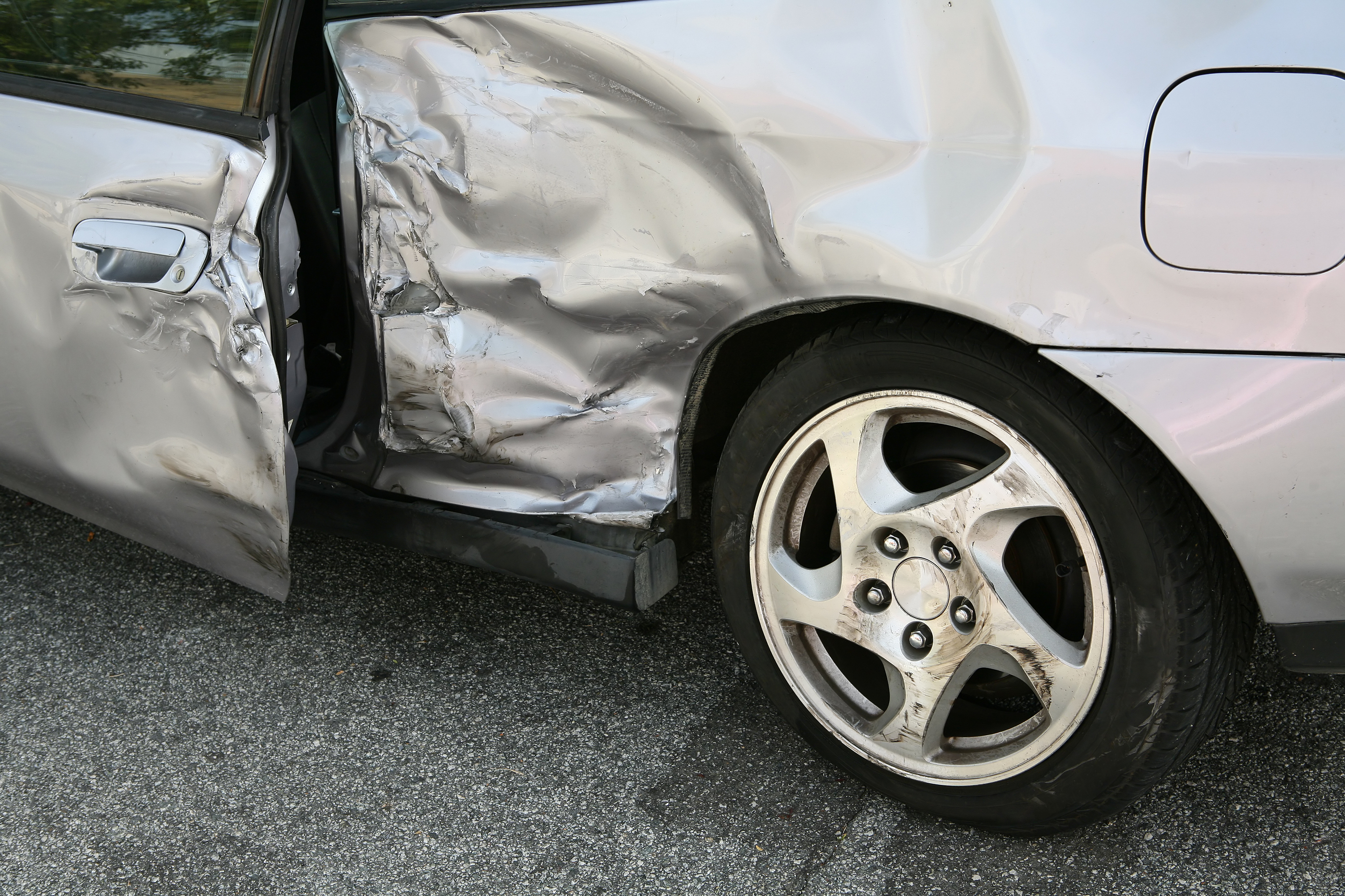 sideswipe collision attorney in utah