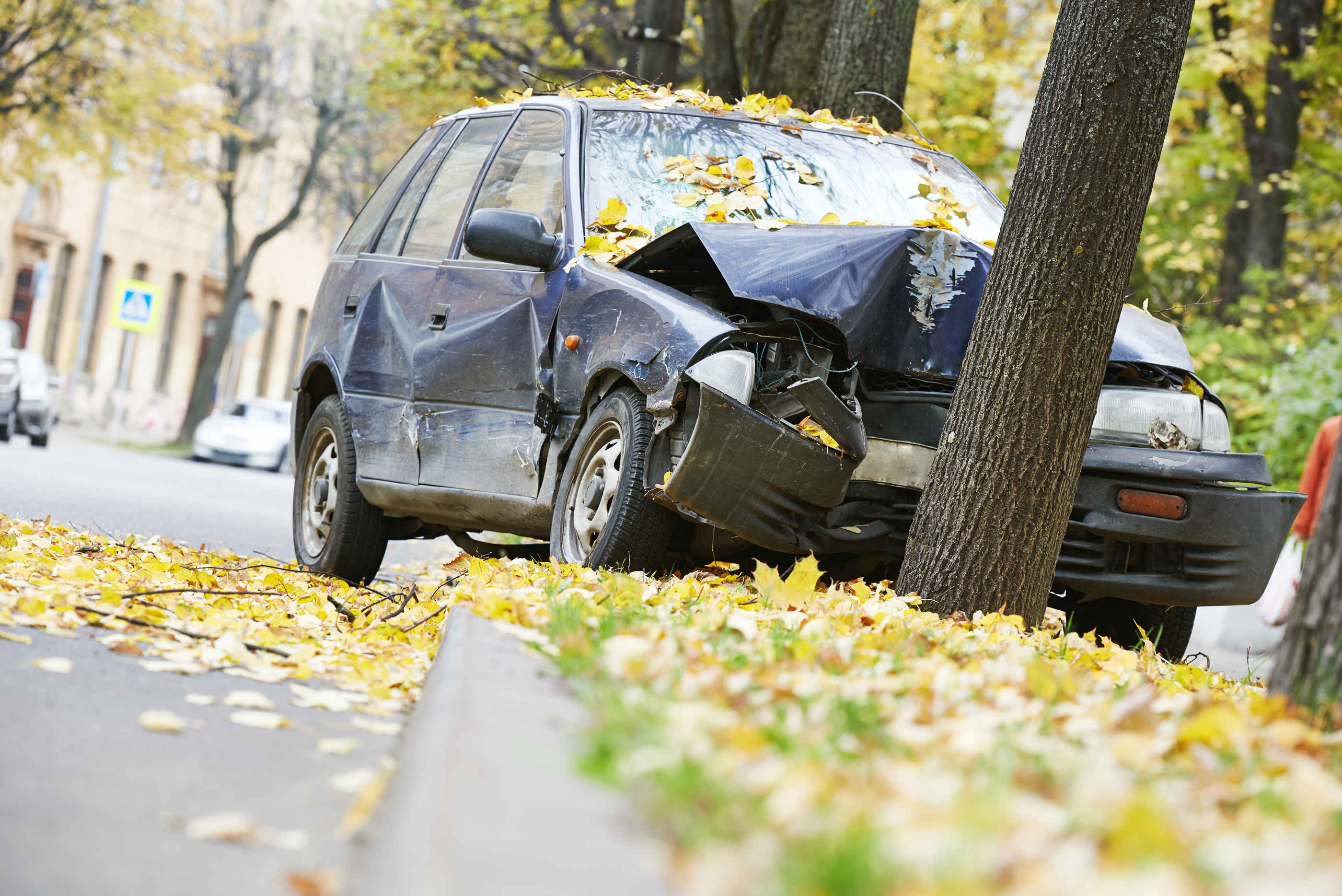 single car accident attorneys